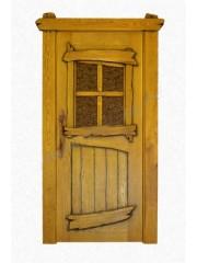 "Дверь под старину ""Отрада"""