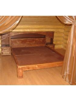 Кровать под старину мод. 33