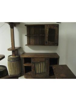"""Кухня под старину """"Акра"""""""