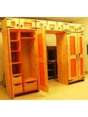 Шкаф под старину мод. 9