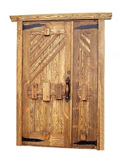 "Дверь под старину ""Дарина"""