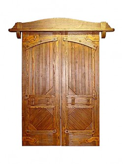 """Дверь под старину """"Озара"""""""