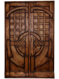 "Дверь под старину ""Радимила"""