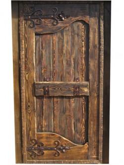 """Дверь под старину """"Негомила"""""""