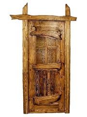 "Дверь под старину ""Семислава"""