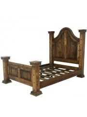 Кровать  под старину мод. 27