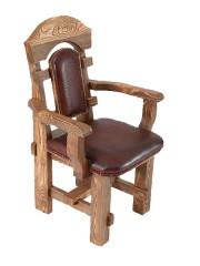 Кресло под старину мод. 2