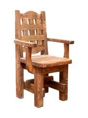 Кресло под старину мод. 4