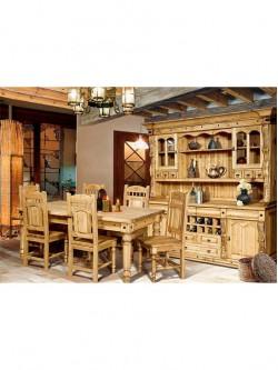 """Кухня под старину """"Мавритания"""""""