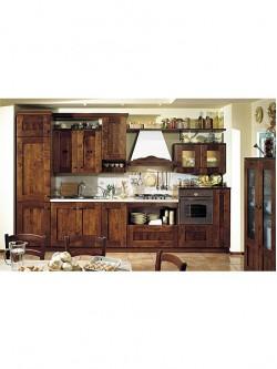 """Кухня под старину """"Зета"""""""