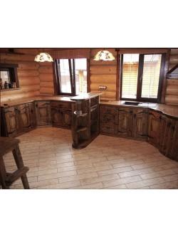 """Кухня под старину """"Пикардия"""""""