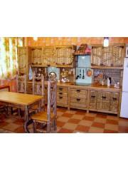 """Кухня под старину """"Петра"""""""
