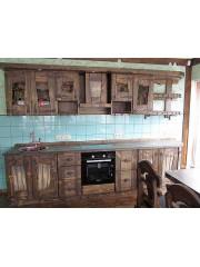"""Кухня под старину """"Перея"""""""
