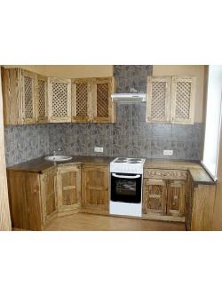 """Кухня под старину """"Остия"""""""
