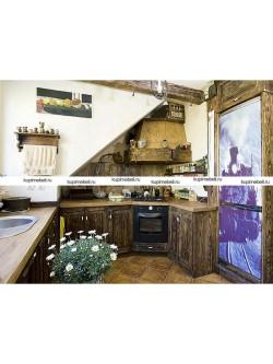 """Кухня под старину """"Мизия"""""""