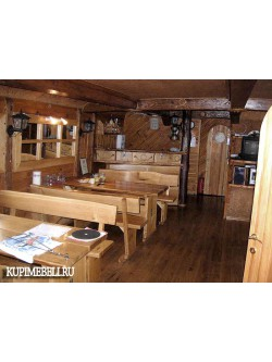 Комплект мебели для ресторана мод. 4