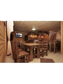 Комплект мебели для ресторана мод. 5