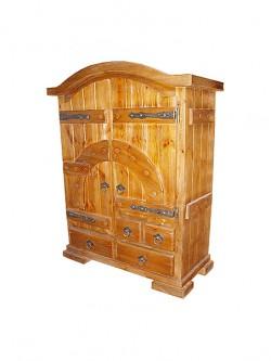 Шкаф под старину мод. 2