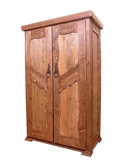 Шкаф под старину мод. 6