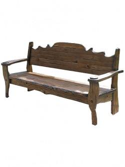 "Скамейка под старину ""Кристина"""