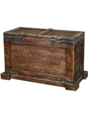 Сундук деревянный под старину мод. 3