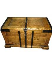 Сундук деревянный под старину мод. 6