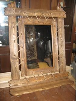 Зеркало под старину мод. 4
