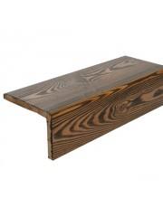 Декоративные деревянные балки из сосны