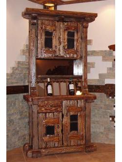 Буфет для кухни под старину мод. 17
