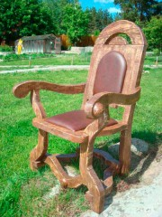 Кресло под старину мод. 22