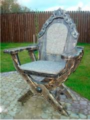 Кресло под старину мод. 25