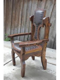 Кресло под старину мод. 23