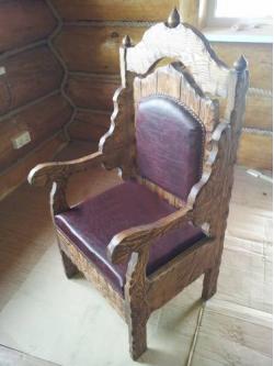 Кресло под старину мод. 24