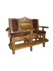 Кресло бильярдное под старину