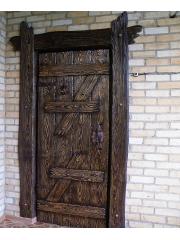 """Дверь под старину """"Ксения"""""""