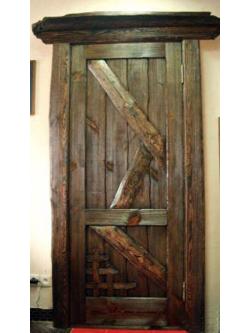 """Дверь под старину """"Новомира"""""""