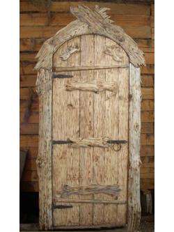 """Дверь под старину """"Агнета"""""""
