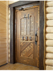 "Дверь под старину ""Янина"""