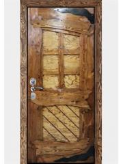 """Дверь под старину """"Любава"""""""
