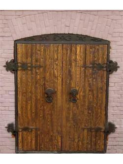 "Дверь под старину ""Витослава"""