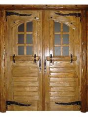 """Дверь под старину """"Лада"""""""