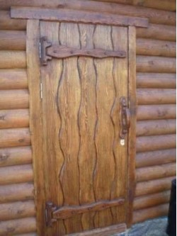 """Дверь под старину """"Ванда"""""""