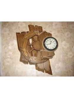 Часы под старину мод. 4