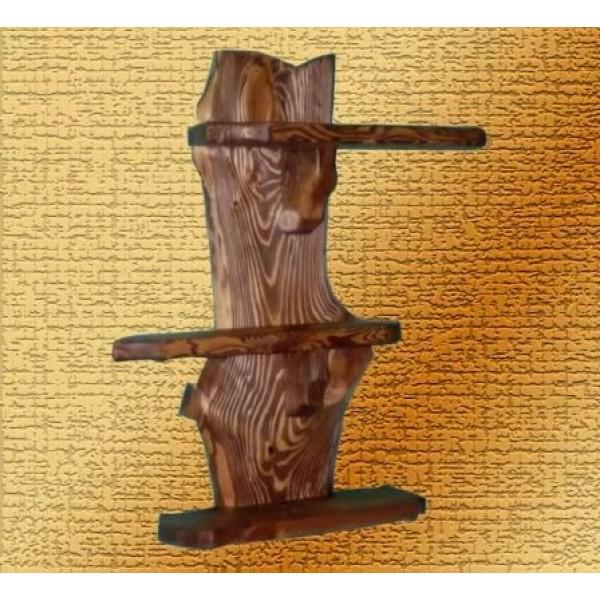 Полки из дерева своими руками фото под старину 62
