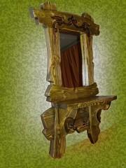 Зеркало под старину мод. 2
