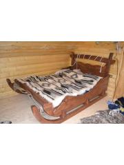Кровать под старину мод. 39