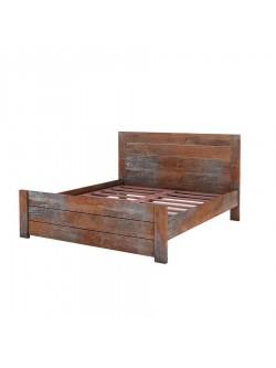 Кровать из массива дуба мод. 45