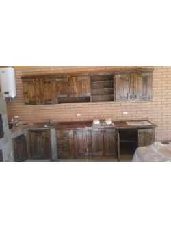 """Кухня под старину """"Алезия"""""""