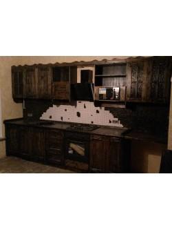 """Кухня под старину """"Оска"""""""