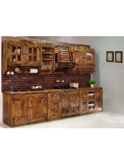 """Кухня под старину """"Аквилея"""""""